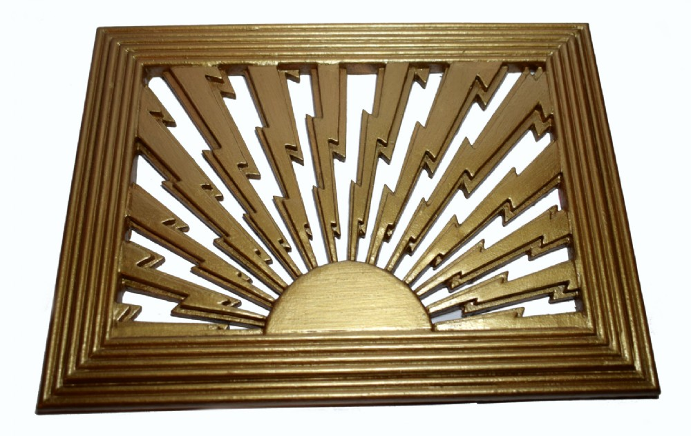 1930\'s Art Deco Air Vent | 575104 | www.artdecoworld.co.uk